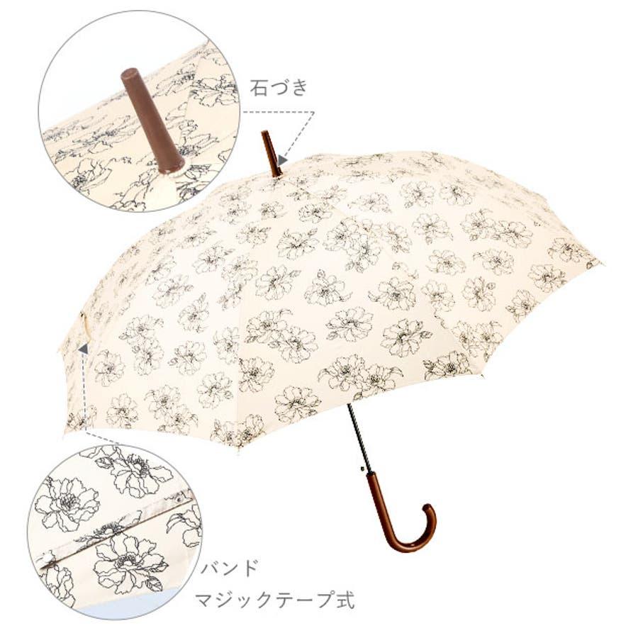 晴雨兼用 シルバーコーティング 長傘 10