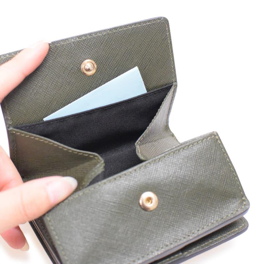 6407a87b68a0 BARCOS BARCOSグッドラックウォレット折財布 サリー レディース 全1色 ...