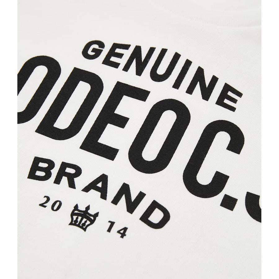 キッズサイドポケットビッグTシャツ 6