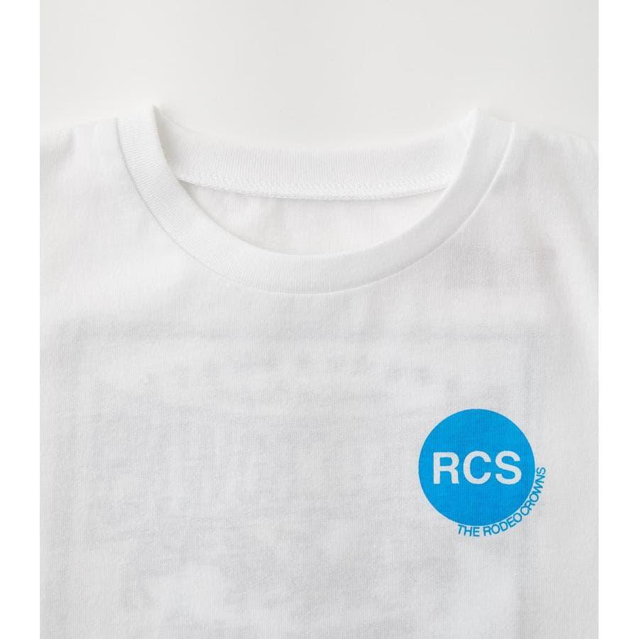 キッズTiedee patchビッグTシャツ 3