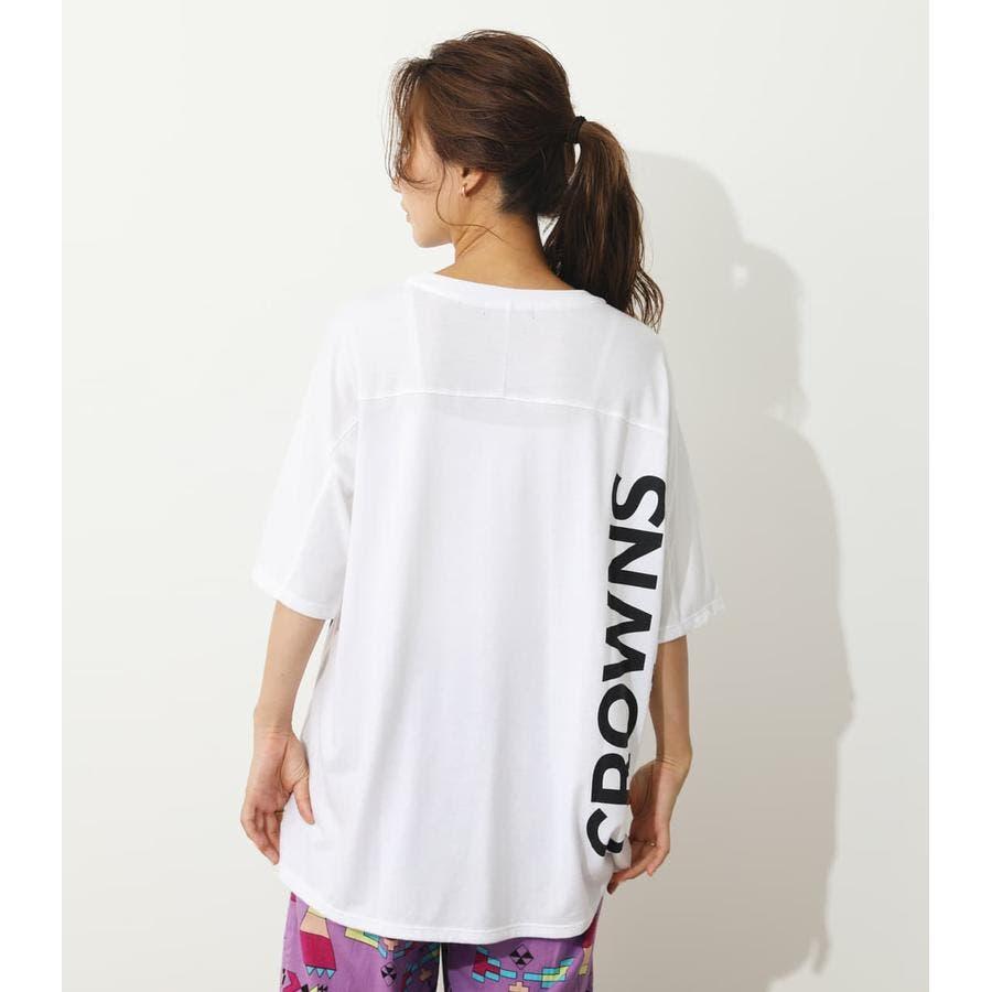サイドロゴTシャツ 3