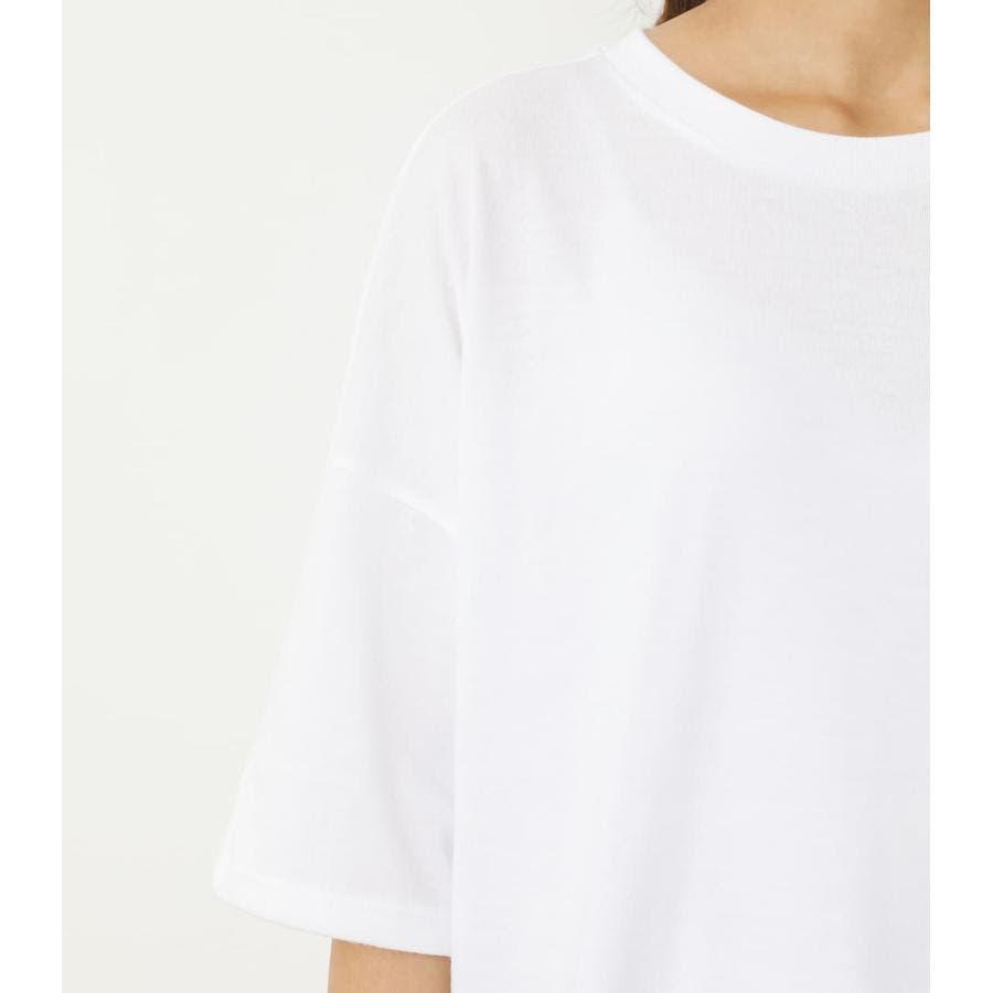 サイドロゴTシャツ 5