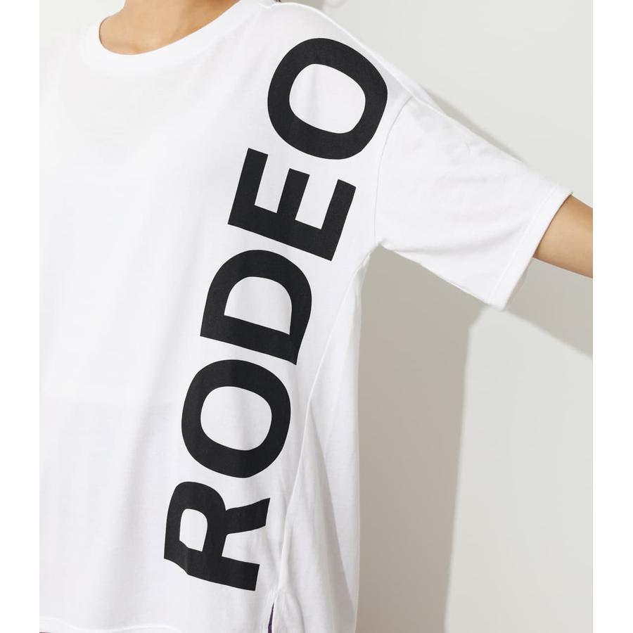 サイドロゴTシャツ 6