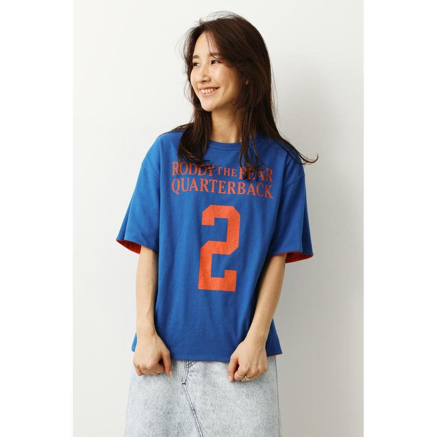 リバーシブルプレイヤーTシャツ 99