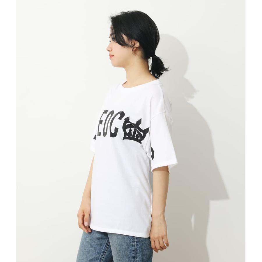 オーバーロゴTシャツ 2