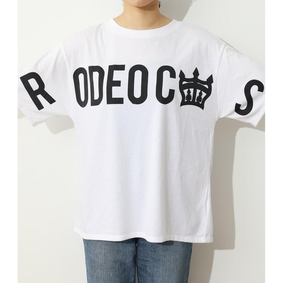 オーバーロゴTシャツ 6