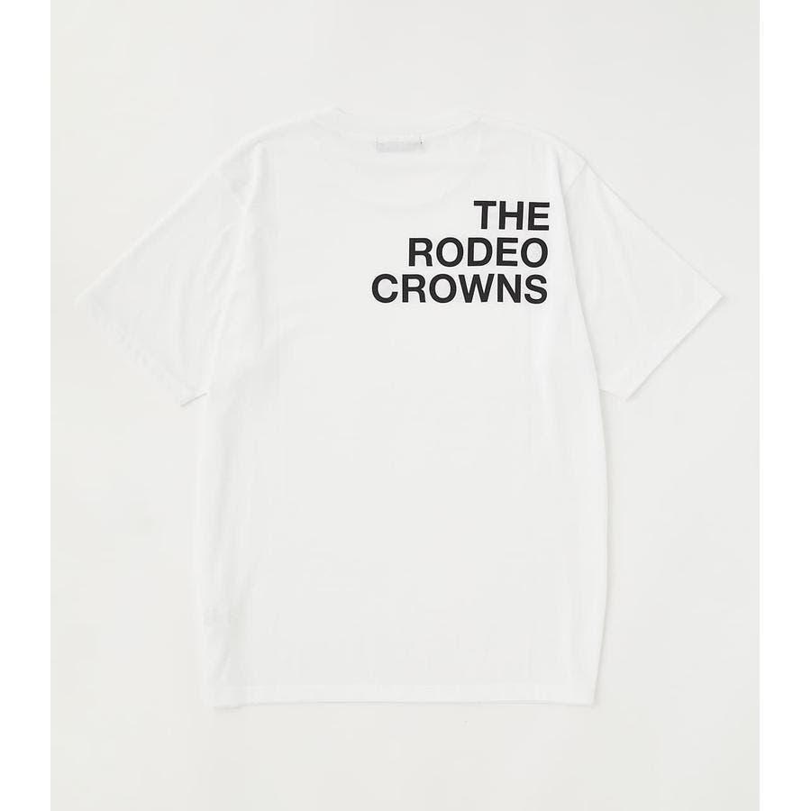 メンズショルダーロゴTシャツ 2