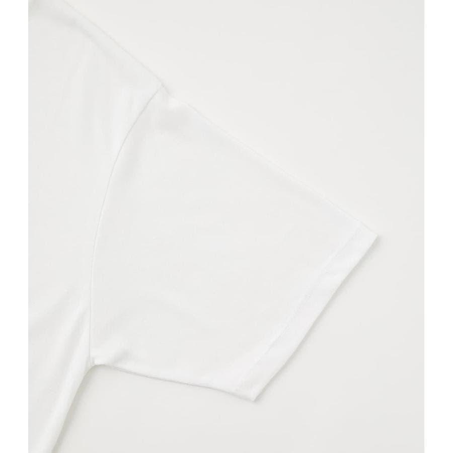 メンズショルダーロゴTシャツ 5