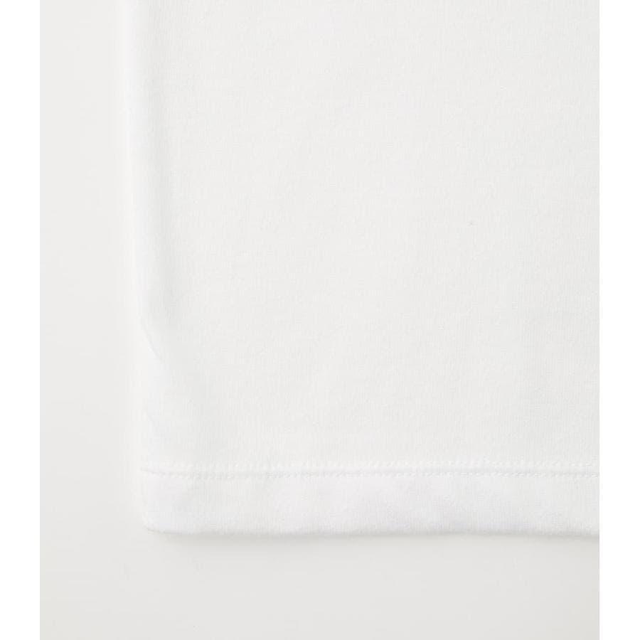 メンズショルダーロゴTシャツ 6