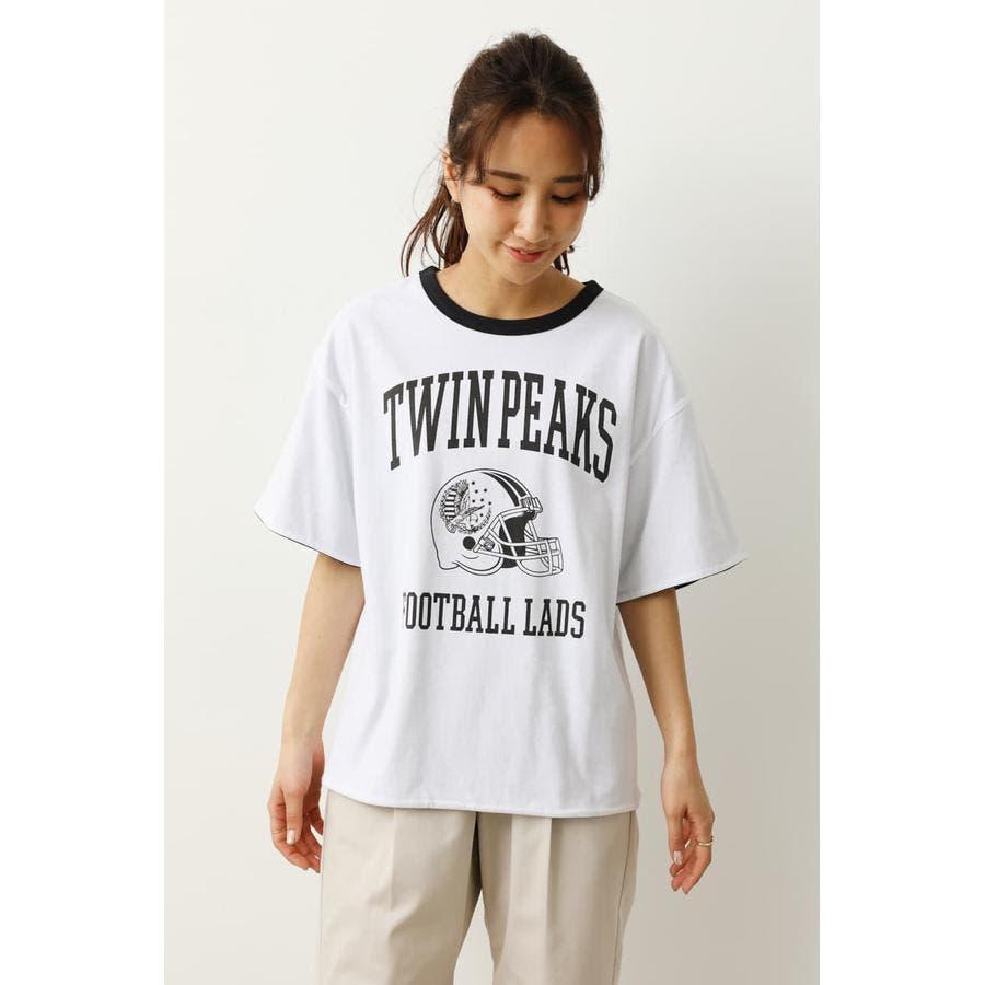 リバーシブルプレイヤーTシャツ 1