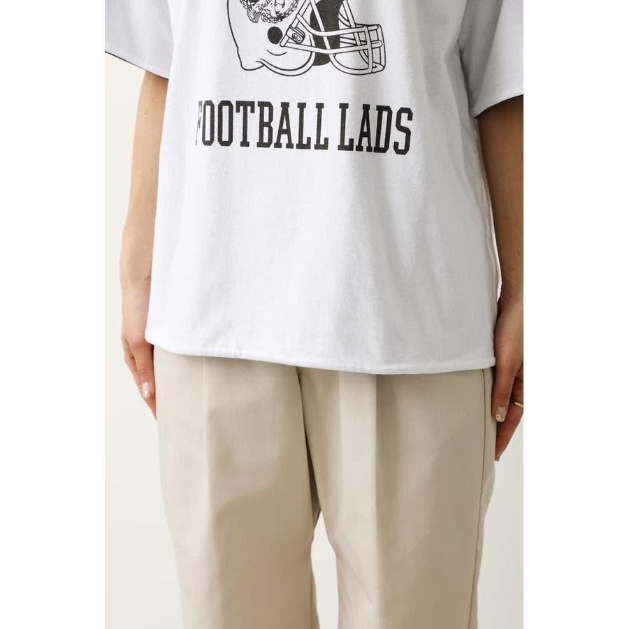 リバーシブルプレイヤーTシャツ 7