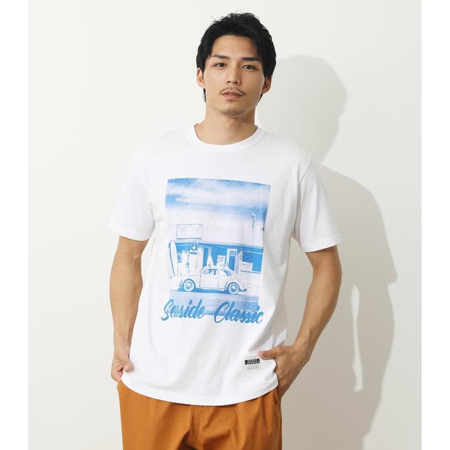 SEA SIDE PHOTO Tシャツ 59