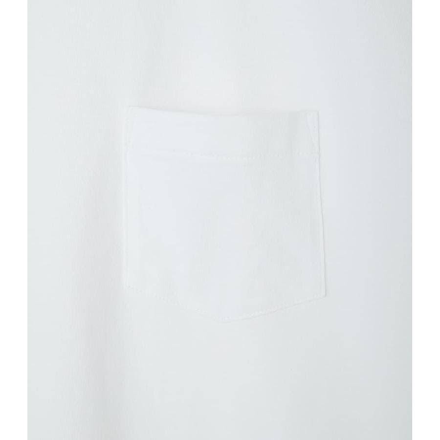 リブロゴポケットTシャツ 4