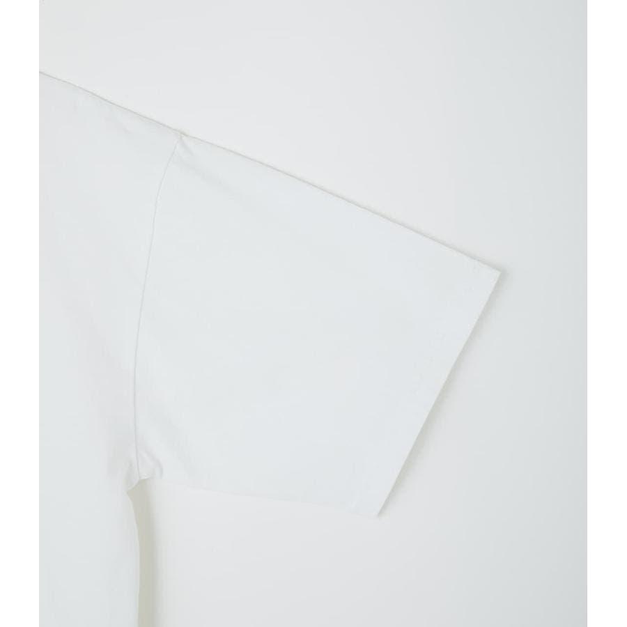 リブロゴポケットTシャツ 5