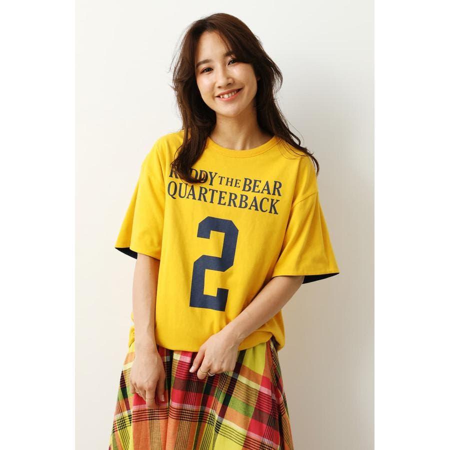 リバーシブルプレイヤーTシャツ 64