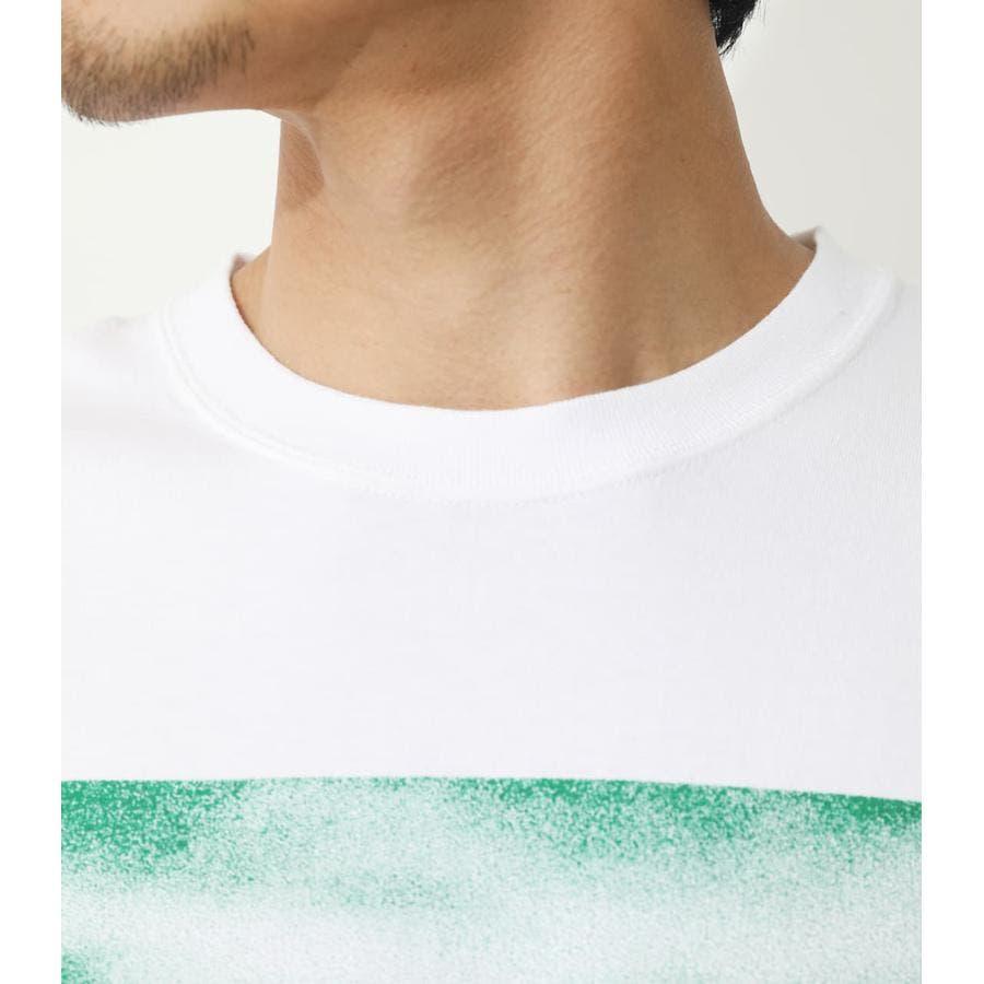 SEA SIDE PHOTO Tシャツ 4