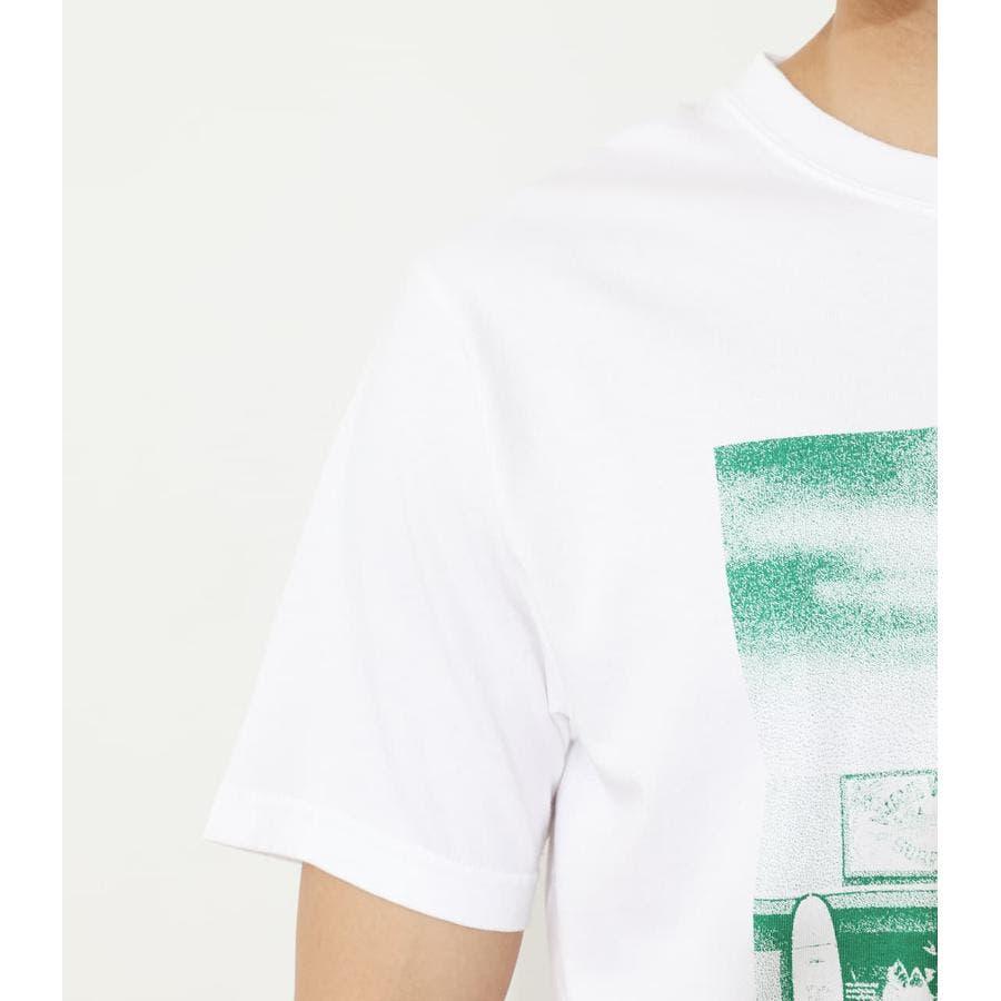 SEA SIDE PHOTO Tシャツ 5
