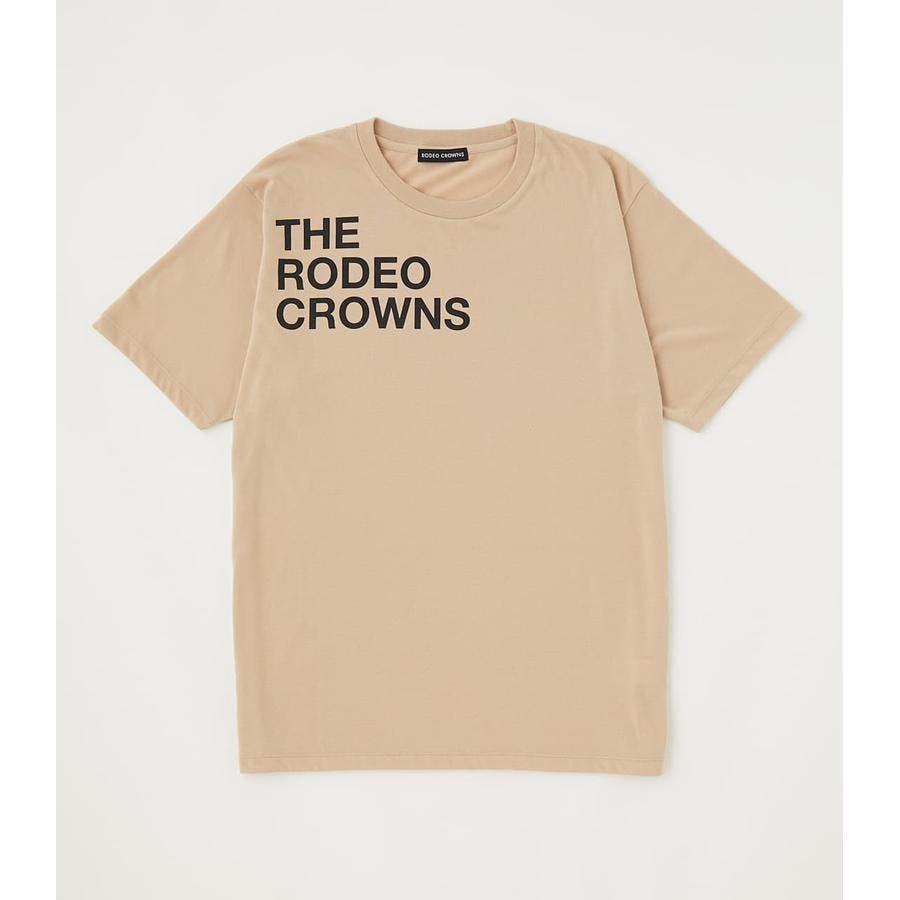 メンズショルダーロゴTシャツ 41
