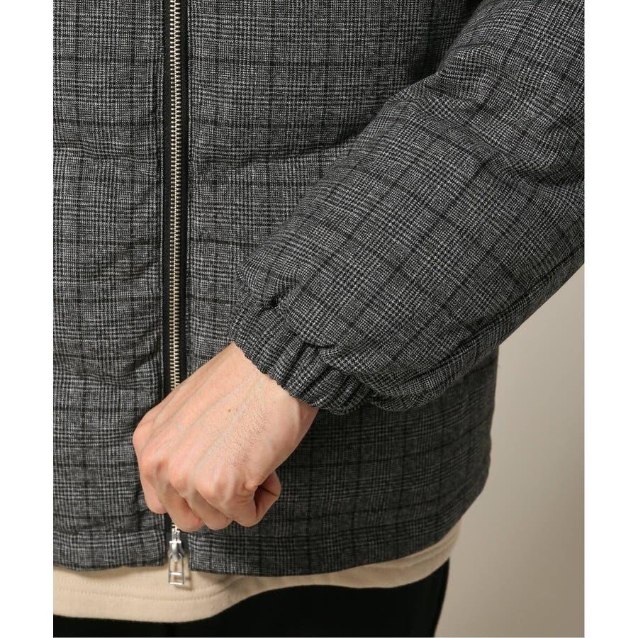 【JOINT WORKS ジョイントワークス】 CARREMAN Fabricdフードダウンブルゾン 8