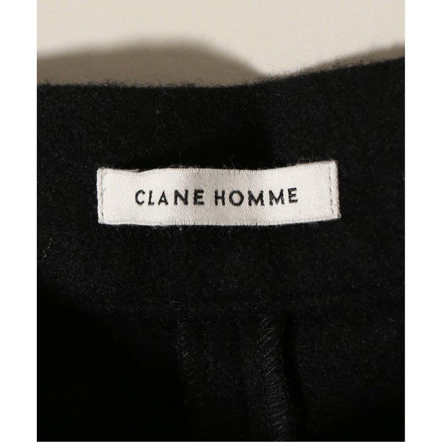 【JOINT WORKS ジョイントワークス】【CLANE HOMME/ クラネ オム】1TUCK SLAKS 5
