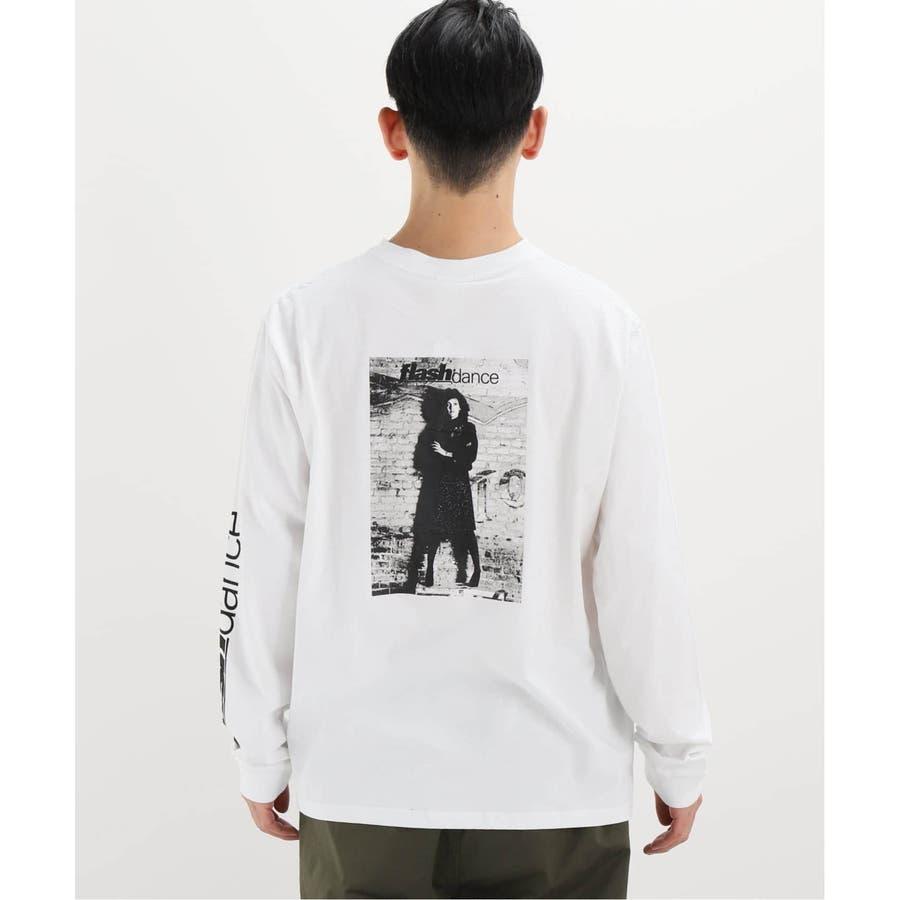 B.C STOCK ベーセーストック フラッシュダンス ロングスリーブTシャツ typeB 5