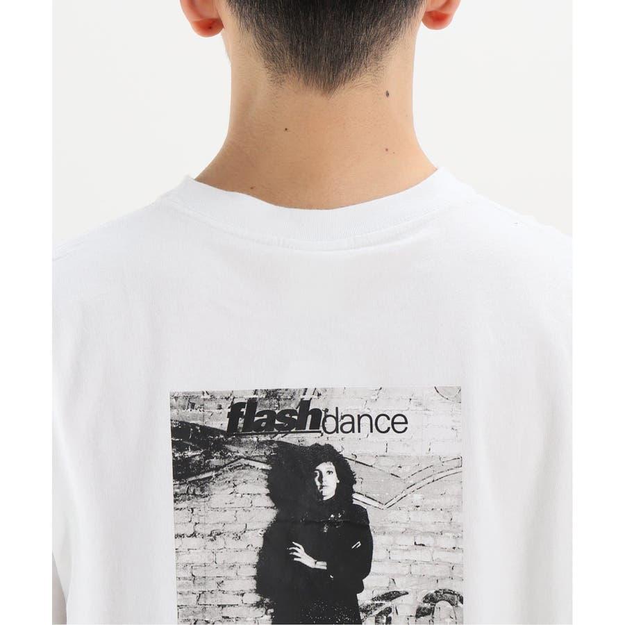 B.C STOCK ベーセーストック フラッシュダンス ロングスリーブTシャツ typeB 7