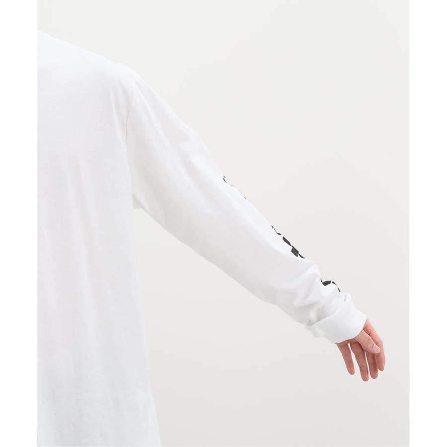 B.C STOCK ベーセーストック フラッシュダンス ロングスリーブTシャツ typeB 8