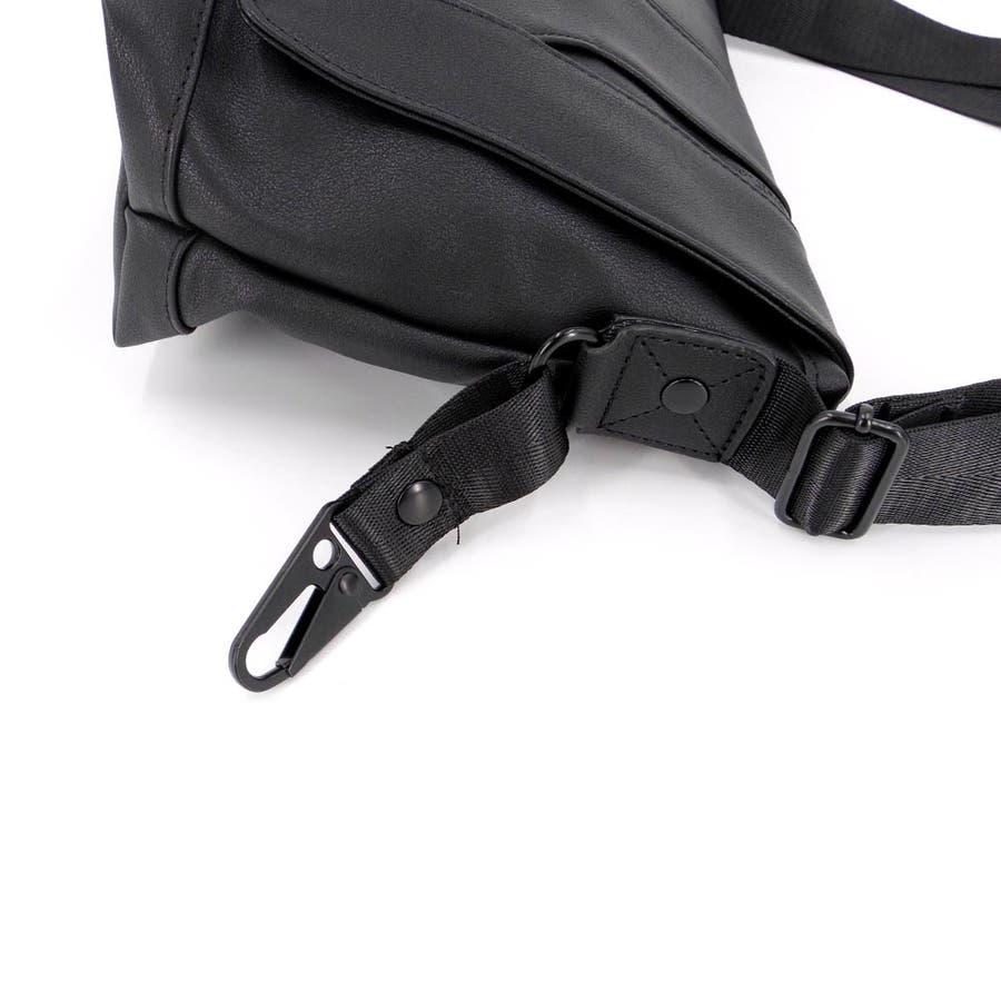 ショルダーバッグ メンズ 大容量 かっこいい 斜めがけ ショルダーバッグ レディース ミニショルダーバッグ 男女兼用 おしゃれメッセンジャーバッグ メンズ レディース 軽量 通勤 通学 かばん 斜め掛けバッグ USB 30代 40代 ブランド w*ltウォルト 441031a 10