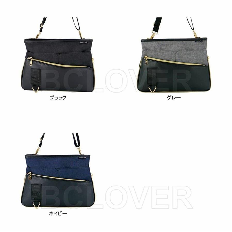 ショルダーバッグ メンズ ワンショルダー サコッシュ 鞄 メンズ 斜め掛け 5