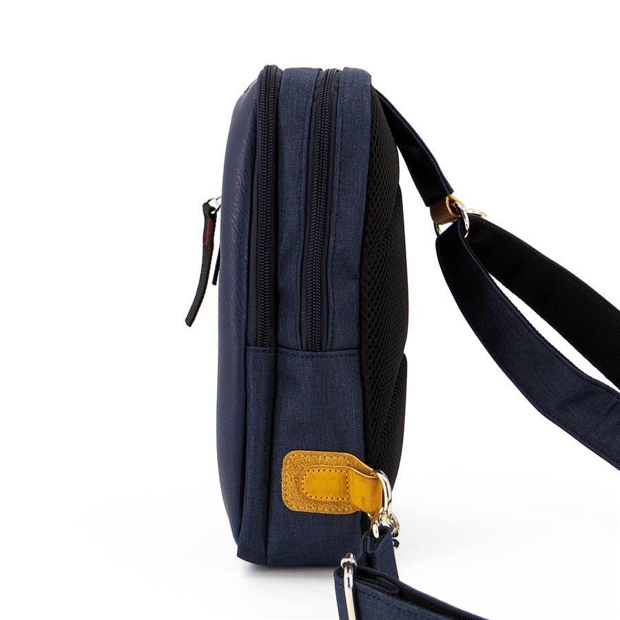 ボディバッグ メンズ ワンショルダーバッグ 斜め掛け バッグ 通学 鞄 かばん 3