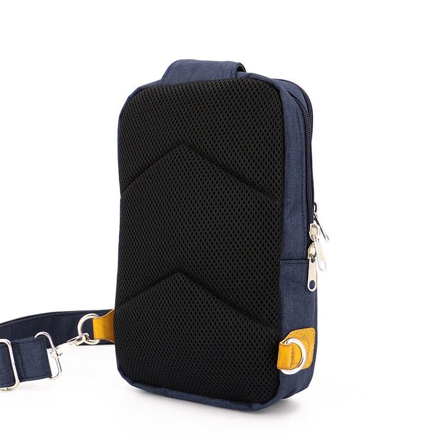ボディバッグ メンズ ワンショルダーバッグ 斜め掛け バッグ 通学 鞄 かばん 4