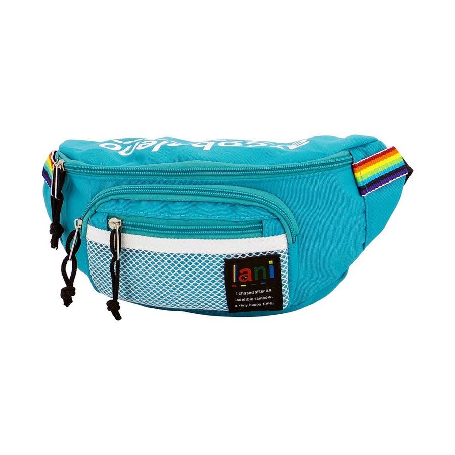 アウトドア ウエストバッグ レディース ボディバッグ かわいい 旅行 キャンプ フェス ファッション おしゃれ 47