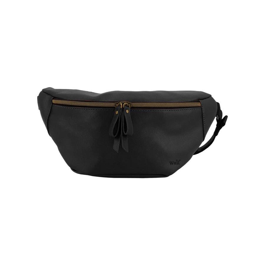 ボディバッグ メンズ レディース ワンショルダーバッグ 斜め掛け バッグ 通学 鞄 かばん 2