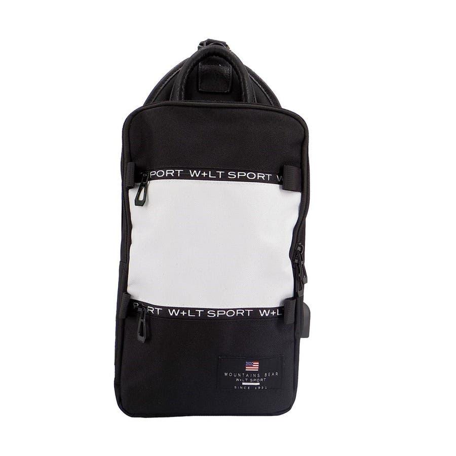 ショルダーバッグ メンズ 斜めかけ USBポート付き ボディーバッグ 肩掛け 大容量 無地 シンプル かっこいい アウトドア収納お出かけ 20