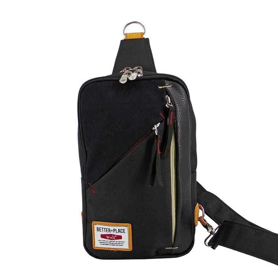 ボディバッグ メンズ ワンショルダーバッグ 斜め掛け バッグ 通学 鞄 かばん 21