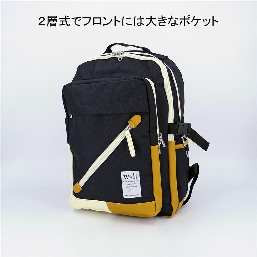リュック バッグパックデイパック 韓国風 4