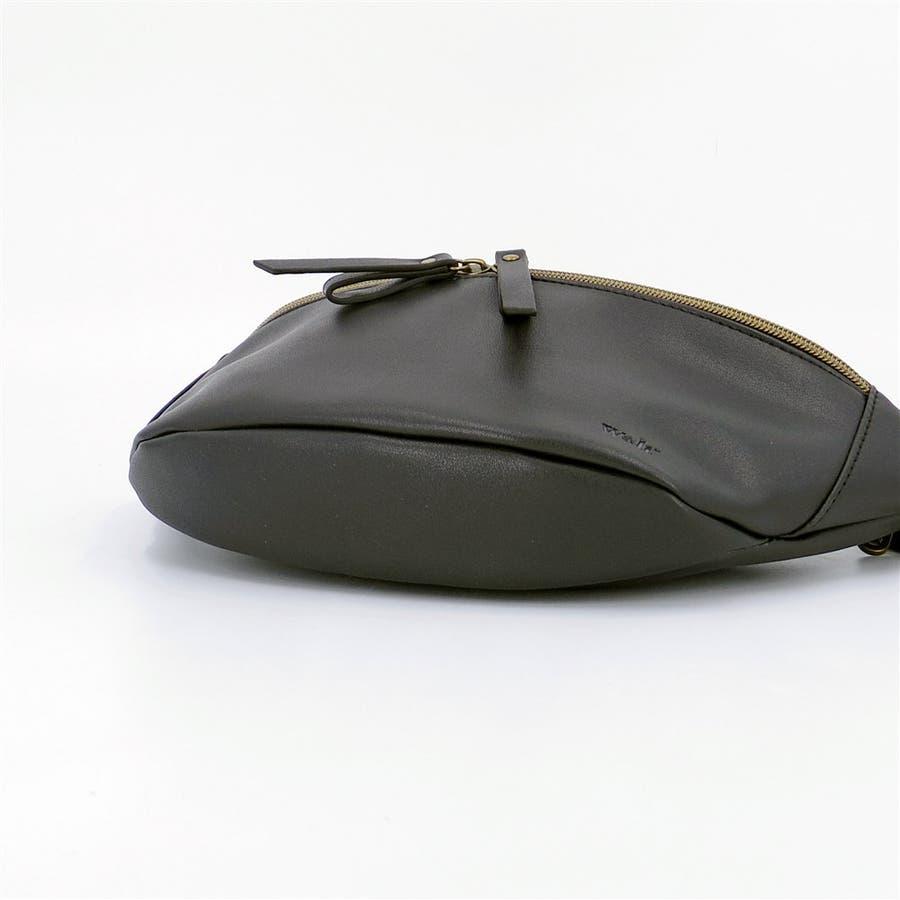 ボディバッグ メンズ レディース ワンショルダーバッグ 斜め掛け バッグ 通学 鞄 かばん 5