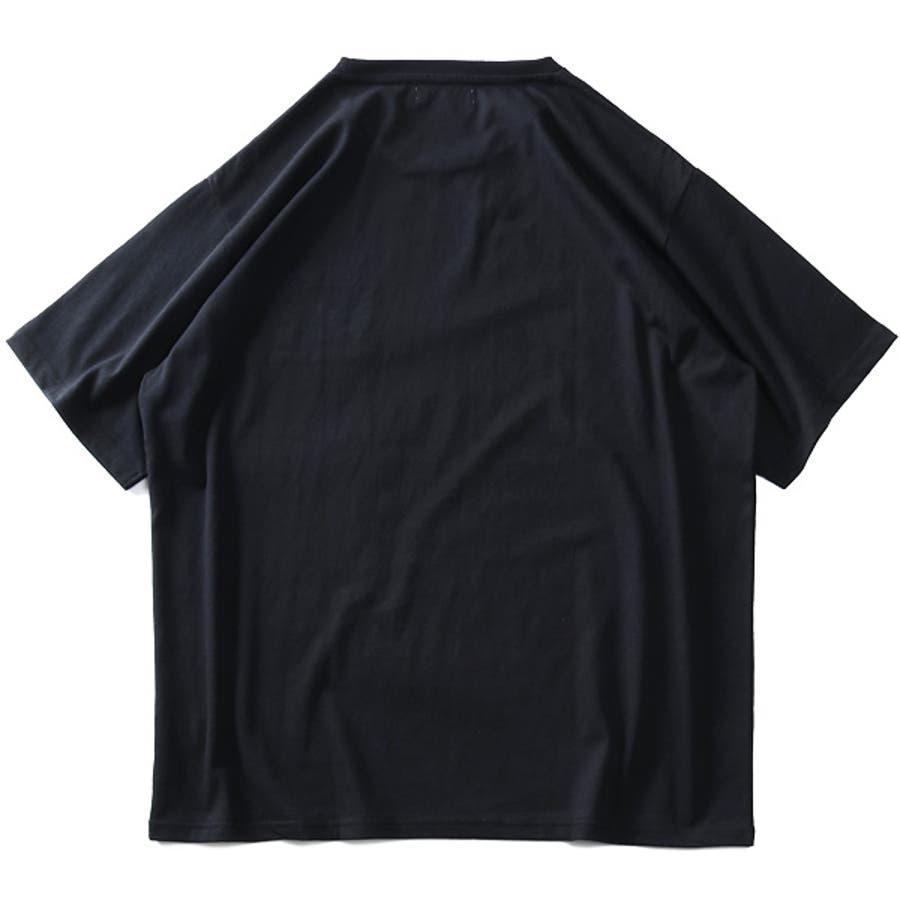 大きいサイズ メンズ QUASH アッシュ くま刺繍 半袖 Tシャツ ap86921g 10