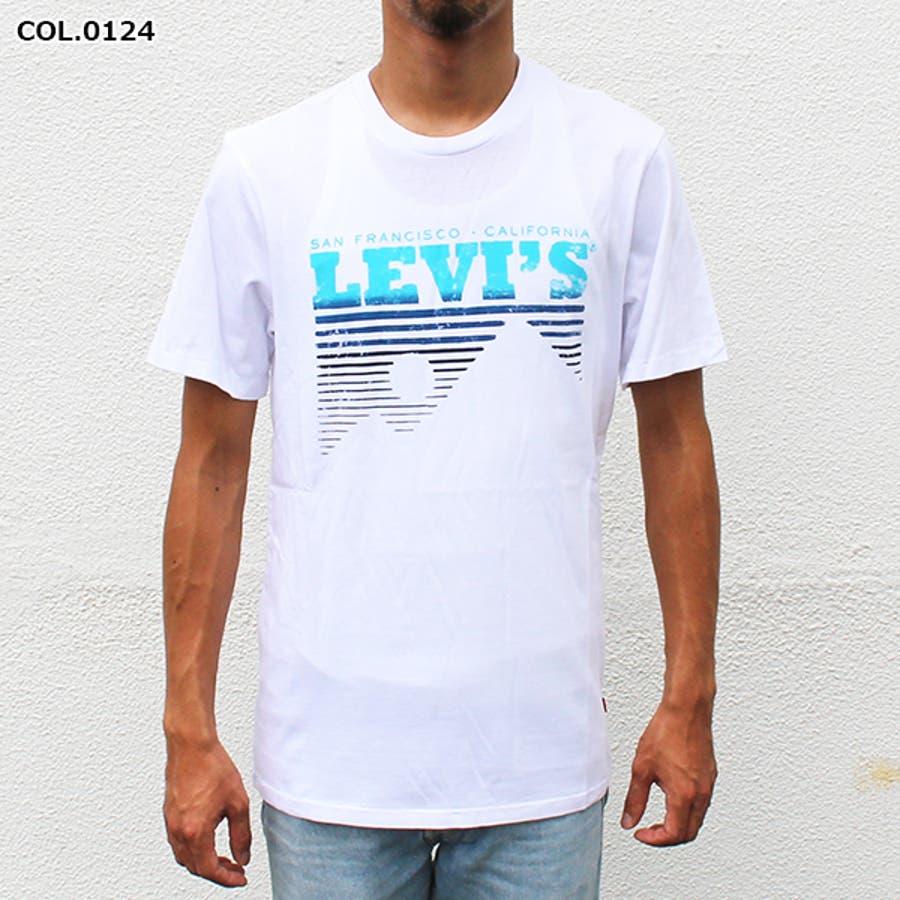 リーバイス メンズ Tシャツ LEVIS 22491 グラフィック セットイン ネック 半袖 プリント 大きいサイズ小さいサイズ 春夏 8