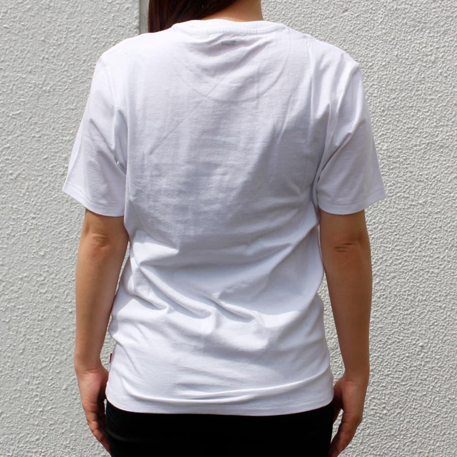 リーバイス メンズ Tシャツ LEVIS 22489 ハウスマーク グラフィック TEE 半袖 プリント 大きいサイズ 小さいサイズ春 夏 | かっこいい おしゃれ 涼しい levi's LEVI'S levis シンプル 男性 ブランド アメカジ カジュアルストリート 個性派 4