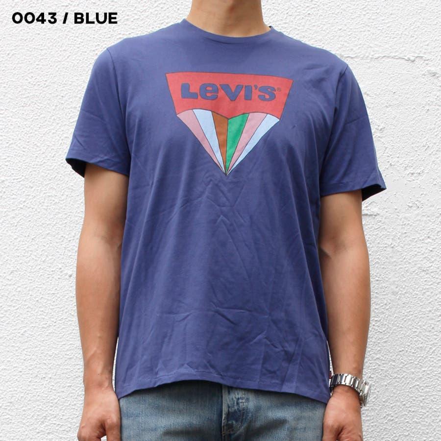 リーバイス メンズ Tシャツ LEVIS 22489 ハウスマーク グラフィック TEE 半袖 プリント 大きいサイズ 小さいサイズ春 夏 | かっこいい おしゃれ 涼しい levi's LEVI'S levis シンプル 男性 ブランド アメカジ カジュアルストリート 個性派 5