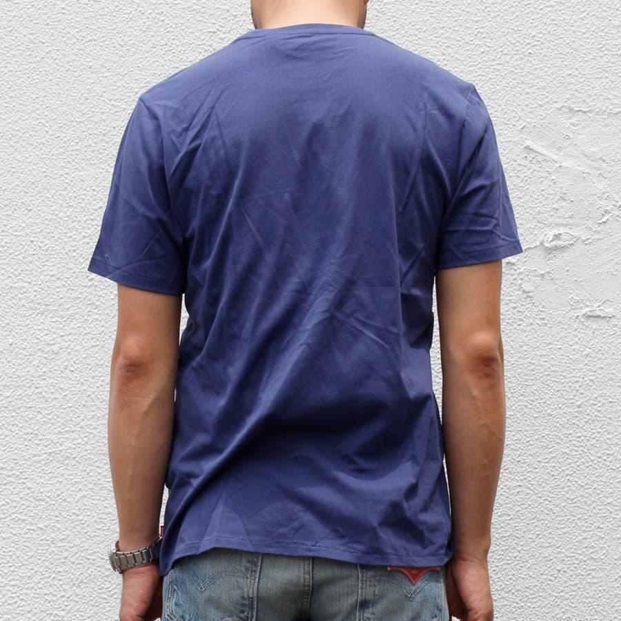 リーバイス メンズ Tシャツ LEVIS 22489 ハウスマーク グラフィック TEE 半袖 プリント 大きいサイズ 小さいサイズ春 夏 | かっこいい おしゃれ 涼しい levi's LEVI'S levis シンプル 男性 ブランド アメカジ カジュアルストリート 個性派 7