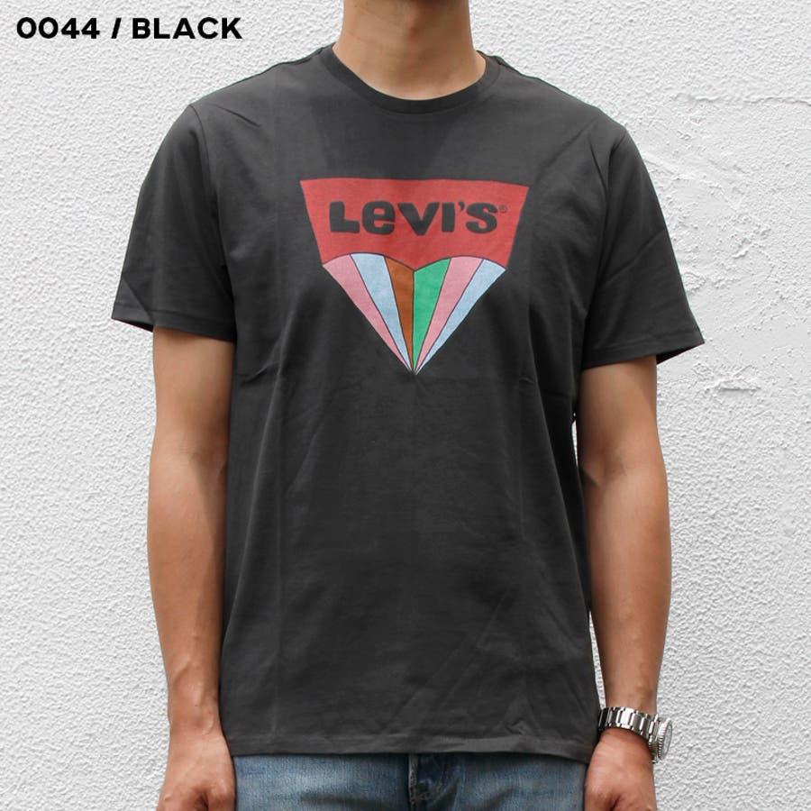 リーバイス メンズ Tシャツ LEVIS 22489 ハウスマーク グラフィック TEE 半袖 プリント 大きいサイズ 小さいサイズ春 夏 | かっこいい おしゃれ 涼しい levi's LEVI'S levis シンプル 男性 ブランド アメカジ カジュアルストリート 個性派 8