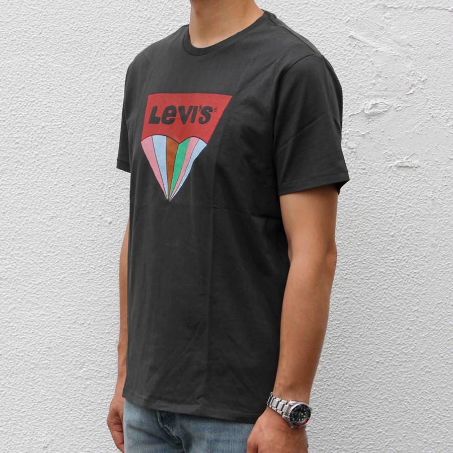 リーバイス メンズ Tシャツ LEVIS 22489 ハウスマーク グラフィック TEE 半袖 プリント 大きいサイズ 小さいサイズ春 夏 | かっこいい おしゃれ 涼しい levi's LEVI'S levis シンプル 男性 ブランド アメカジ カジュアルストリート 個性派 9