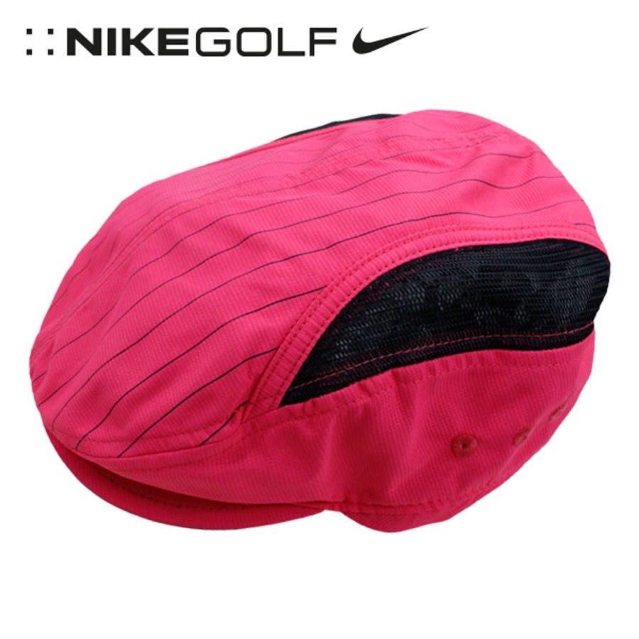 ナイキ ゴルフ メンズ キャップ NIKE GOLF 452909 DRI-FIT プレミアム ギャツビー メッシュ 涼しい 快適おしゃれ かっこいい 帽子 ハット 日焼け防止 熱中症対策 紫外線防止 1