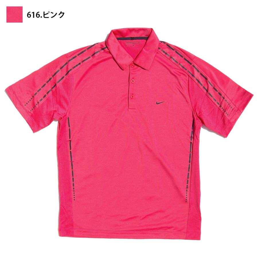 NIKE GOLF MENS 426202DRI-FIT メッシュベント 半袖ポロナイキ ゴルフ メンズ ポロ ポロシャツ おしゃれかっこいい かわいい 緑の芝生に映える 着心地も良い プレゼントにオススメ 涼しい 春 夏 メッシュ 快適 ベタつかない 3