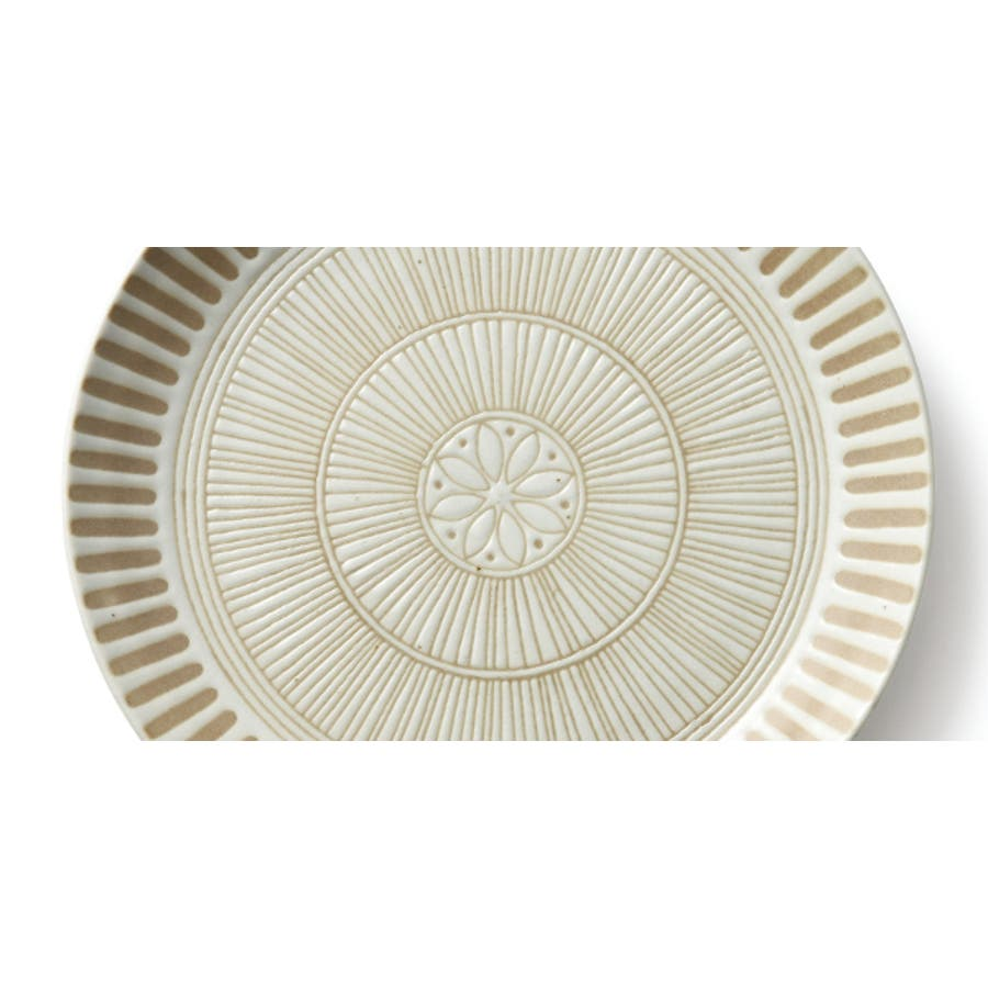 【日本製/美濃焼】サウサリート パーティセット 深皿2枚 小鉢4個 深皿径22x高4cm 小鉢径13.5x高4cm 3