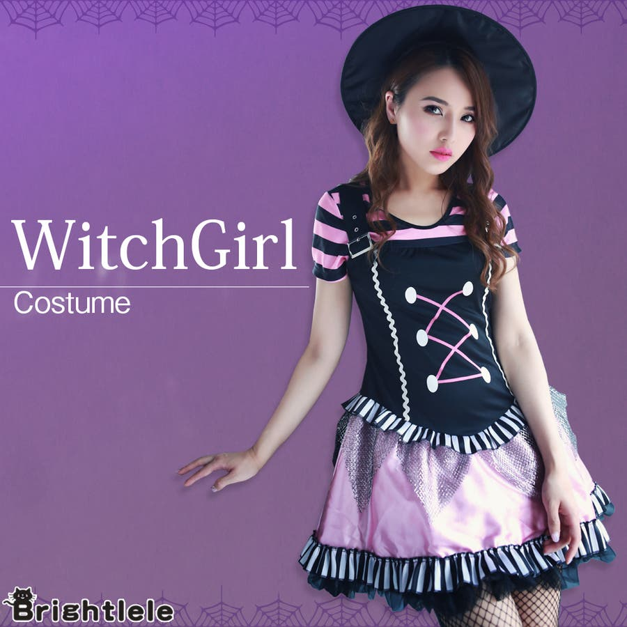 78bec52994caf コスチューム魔女ウィッチコスプレデビルブラックウィッチ魔法使い魔法少女ハロウィン衣装帽子ハロウィン仮装コスプレ