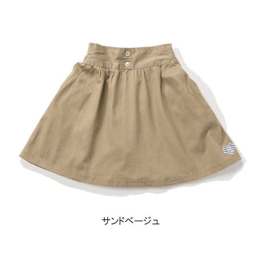 POLO ツイルスカート/春先行 1
