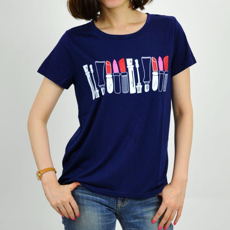 半袖 Tシャツ トップス NICHEE レディース 大人用 カットソー 1